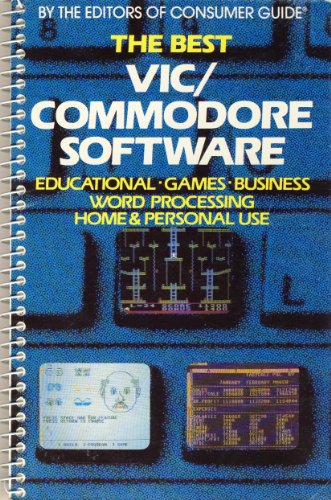 Best Vic Commodore Software: Rh Value Publishing