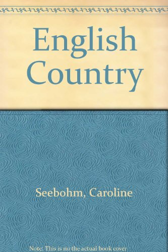 9780517426401: English Country