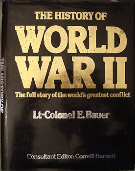 9780517426777: Title: History Of World War II