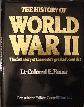 9780517426777: History Of World War II