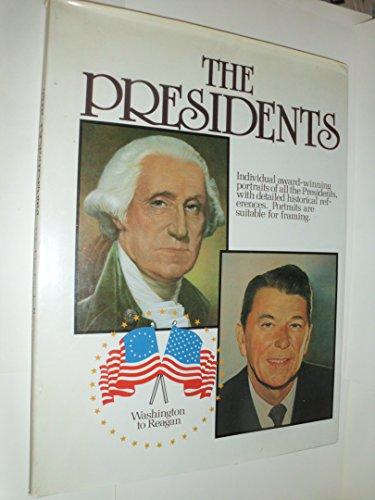 9780517433508: The Presidents: Washington To Reagan