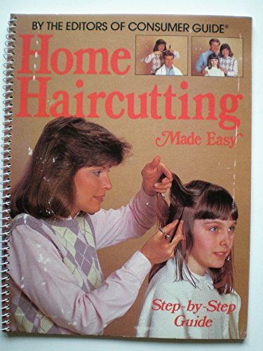 9780517435434: Home Haircutting Made Easy