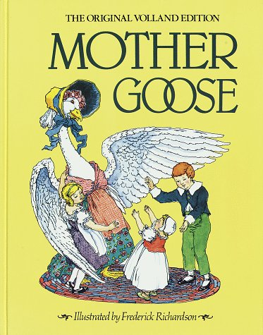 9780517436196: Mother Goose: The Original Volland Edition