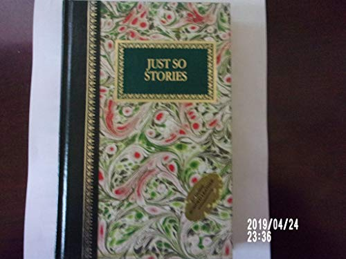 9780517436318: Just So Stories : Cha Riv *NR*