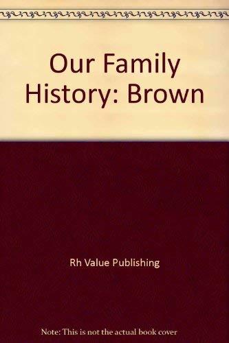 9780517438466: Our Family History: Skivertex B
