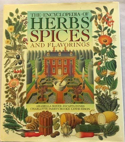 9780517439425: The Encyclopedia of Herbs, Spices and Flavoring