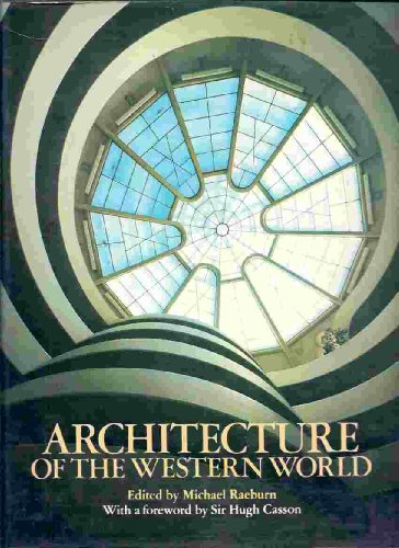 9780517445136: Architecture of The Western World
