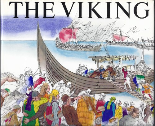 9780517445532: The Viking: Settlers, Ships, Swords & Sagas of the Nordic Age