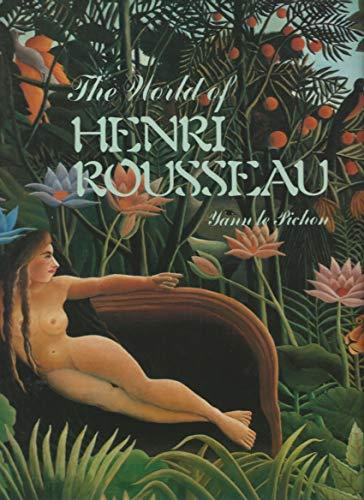 9780517445853: World Of Henri Rousseau
