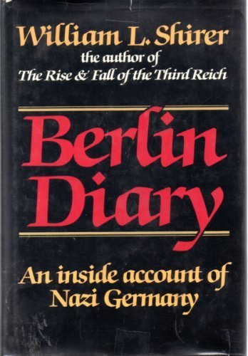 9780517446355: Berlin Diary