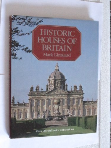 9780517446461: Historic Houses of Britain