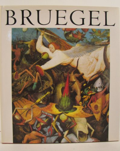 9780517447727: Bruegel: An Artabras Book (includes 30 hand-tipped plates in full color, and 175 gravure illustrations)