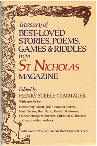 Treasury of Best-Loved Stories, Poems, Games &: Henry Steele Commager