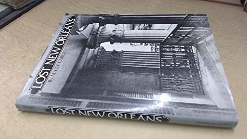 Lost New Orleans (0517448564) by Mary Cable