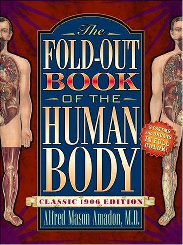 9780517451274: Fold Out Atlas of the Human Body: Three Dimensional Illustrated Replica of the Body with Movable Parts That Show How the Body Works