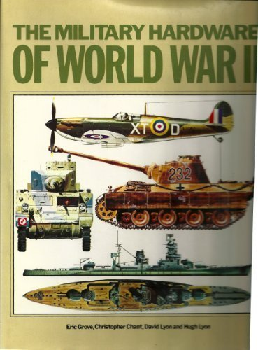 9780517457795: The Military Hardware Of World War II