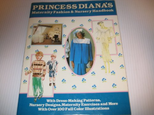 9780517457801: Princess Diana's Maternity Fashions & Nursery