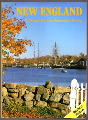 9780517458211: New England: A Picture Book To Remember Her By