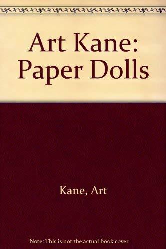 9780517458693: Art Kane: Paper Dolls