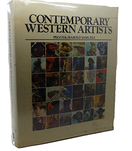 9780517459461: Contemporary Western Artists
