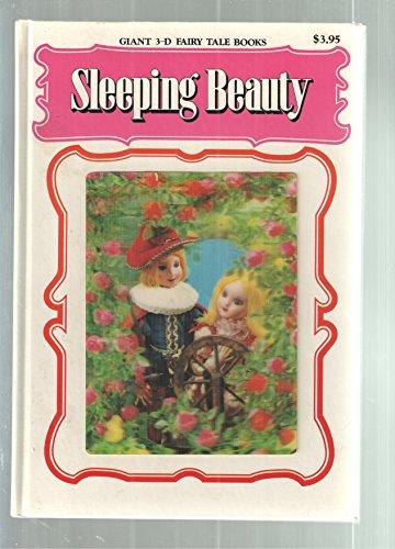 9780517459829: Giant 3-D Fairy Tale Book: Sleeping Beauty