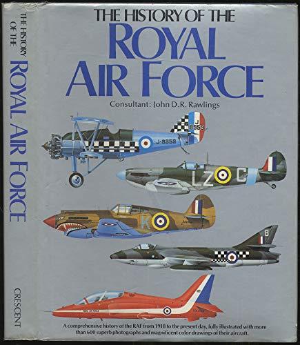 History of the Royal Air Force: John D. R.