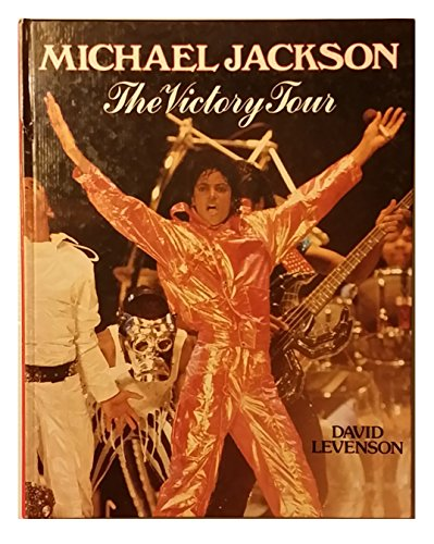 9780517462768: Michael Jackson : The Victory Tour