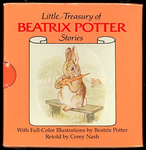 9780517466674: Little Treasury of Beatrix Potter Stories