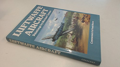 9780517468074: Luftwaffe Aircraft