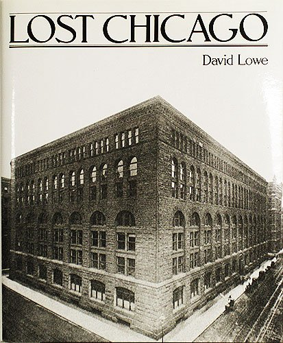 9780517468883: Lost Chicago
