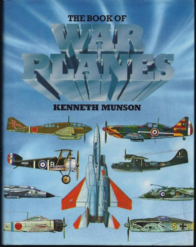 9780517469507: Book of War Planes