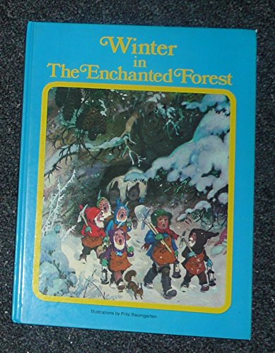 9780517469828: Winter In The Enchanted Forest