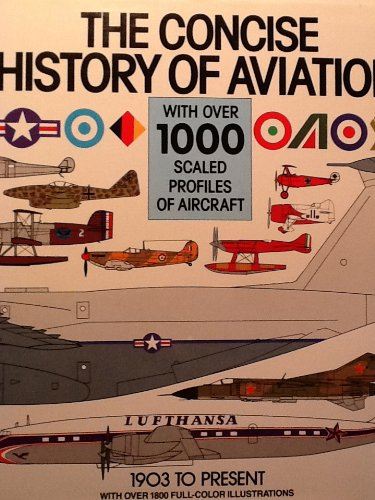 The Concise History of Aviation: Matricardi, Paolo