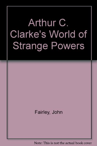 9780517474235: Arthur C Clarkes World Str Pow