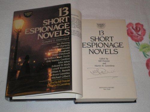 Bakers Dozen: 13 Short Espionage Stories: Bill Pronzini
