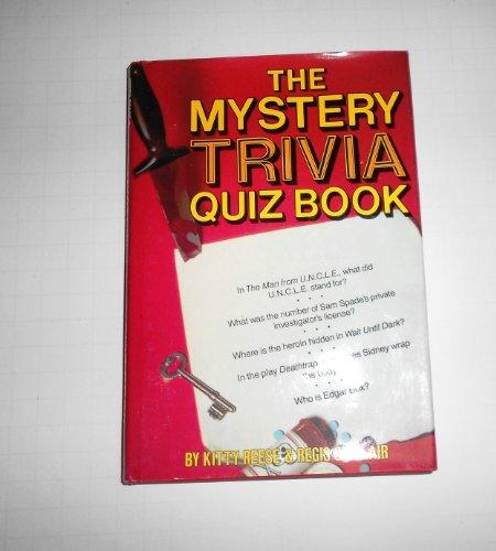 9780517476741: Mystery Trivia Quiz Book
