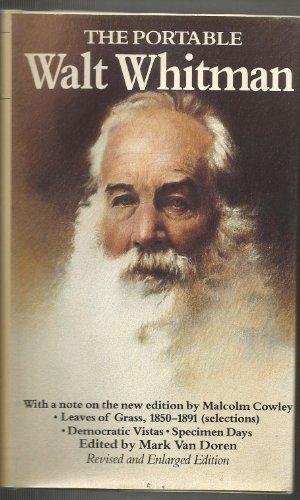 9780517478592: The Portable Walt Whitman