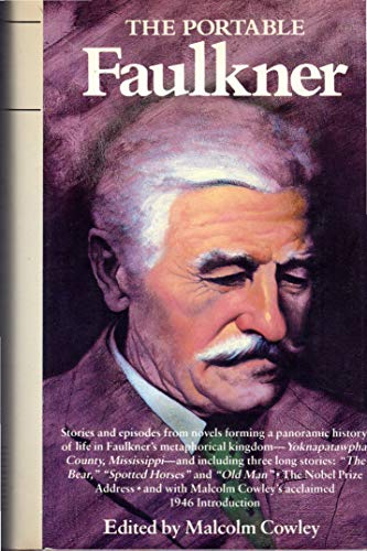 9780517478608: The Portable William Faulkner (The Viking Portable Library)