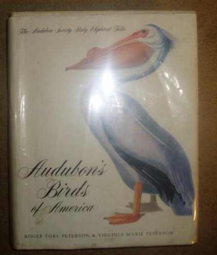 9780517479759: Audubon's Birds Of America: The AUDUBON Society Baby Elephant Folio