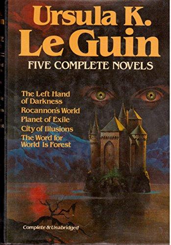 9780517480106: Ursula K Le Guin: 5 Complete Novels