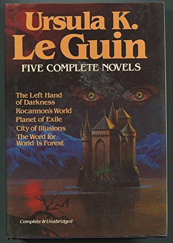 Ursula K Le Guin: 5 Complete Novels: Le Guin, Ursula K.
