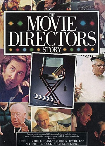 9780517480793: Movie Directors Story