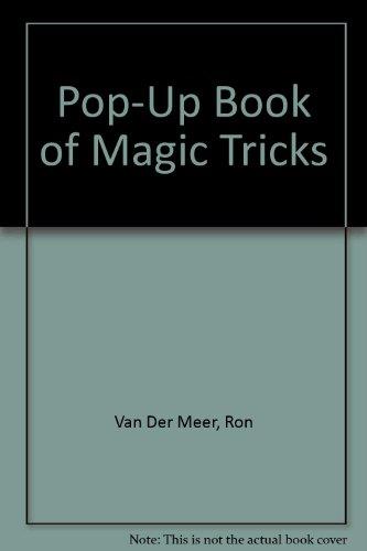 9780517484845: Pop-Up Book of Magic Tricks