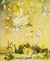 Alices Adventures In Wonderland: Lewis Carroll; Illustrator-Gwynedd
