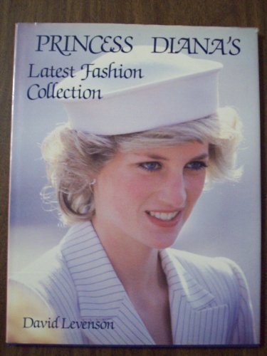 Princess Diana's Latest Fashion Collection: Levenson, David