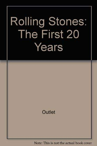 Rolling Stones : The First 20 Years: Outlet Book Company Staff