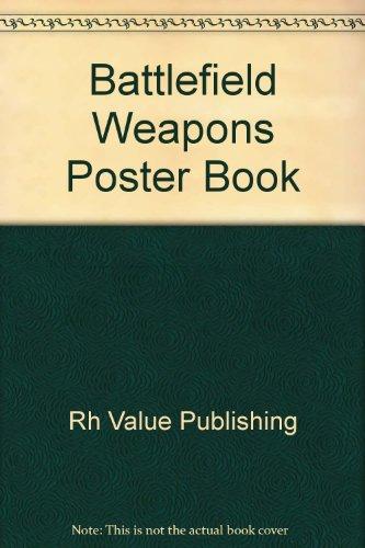 9780517495926: Battlefield Weapons Poster Book