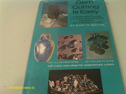 9780517500200: Gem Cutting Is Easy