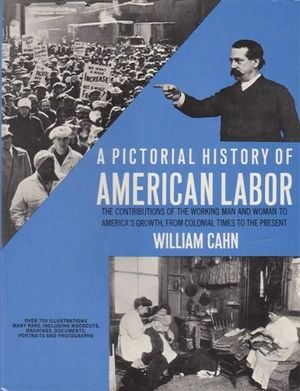 9780517500408: A pictorial history of American labor