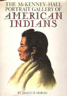 9780517500538: The McKenney-Hall Portrait Gallery of American Indians